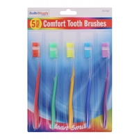 TOOTHBRUSHES 5PC