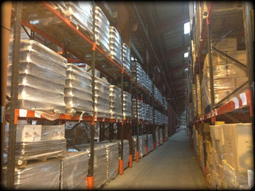 Rysons wholesale supplier warehouse